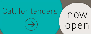 Call for tenders now open.